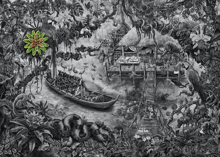Dschungel_1-Pflanze