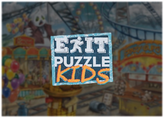 Exit Kids Puzzle Auswahl