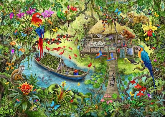 Kids Exit_Dschungel